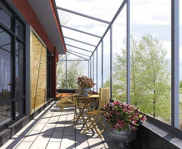 什么是封闭阳台以及面积怎么算