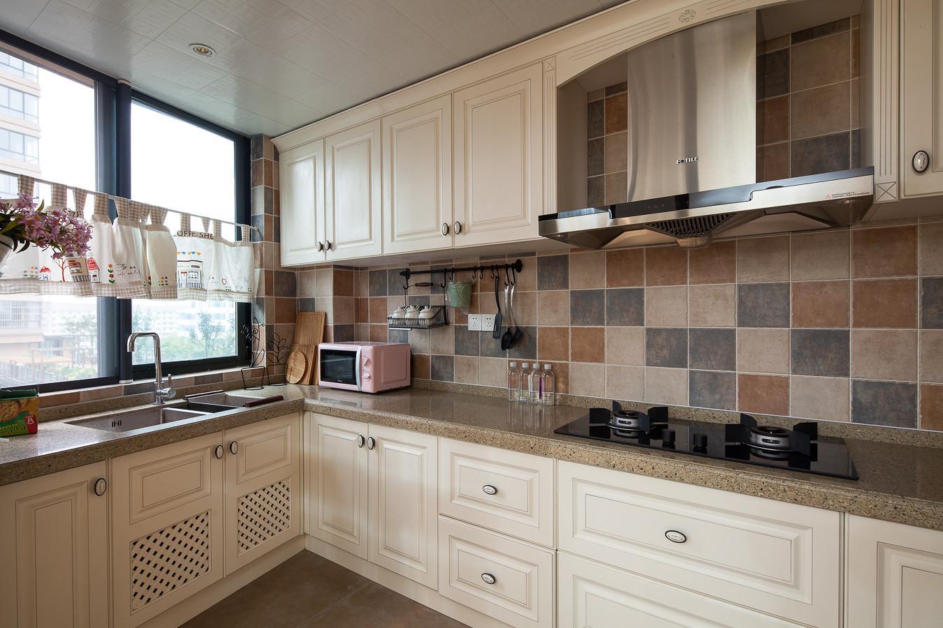 厨房石英石台面清洁保养方法,简单不费力!