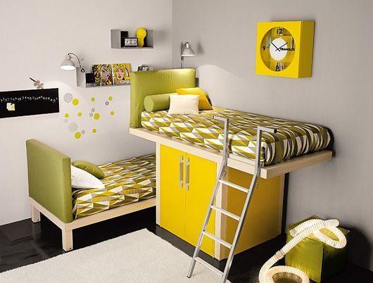 儿童房组合家具选购技巧