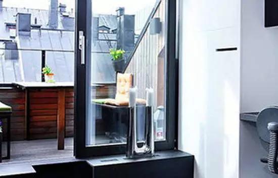 读客厅阳台隔断效果图,教你如何做隔断设计