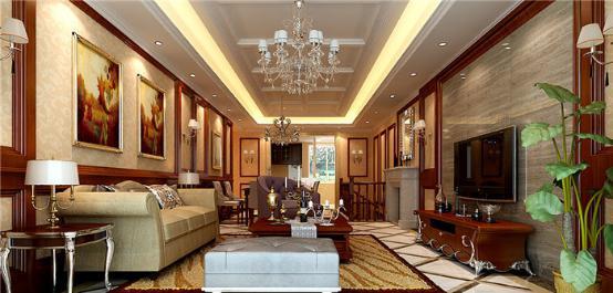 客厅装修,如何选择欧式客厅灯具!