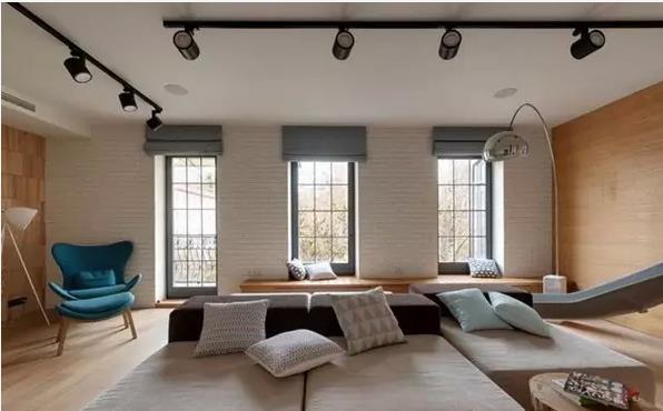 小户型客厅过道吊顶怎么设计?