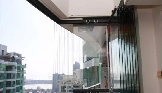 你知道为什么无框阳台受欢迎吗?