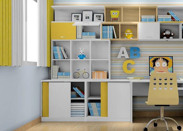 【儿童房组合书柜】无限童趣尽展现