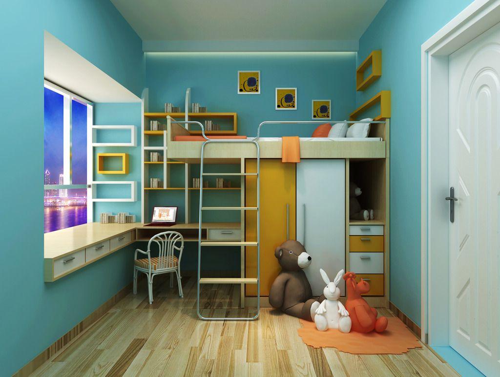 儿童套房家具图片欣赏