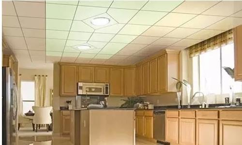 厨房吊顶图片效果图