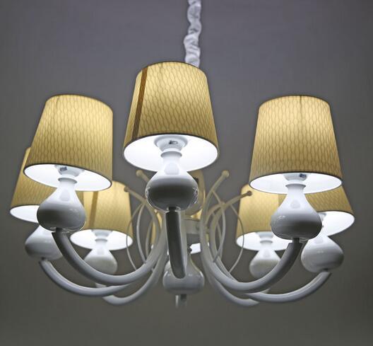 欧普照明客厅灯效果图