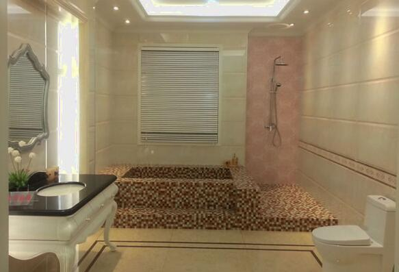 卫生间湿气大 卫生间地砖缝藏霉菌