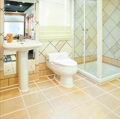 卫生间瓷砖缝隙防水防霉防脏黑!