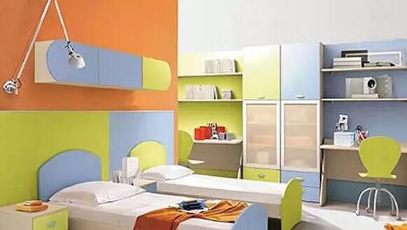 儿童房家具图片大全 给孩子最好的家庭环境