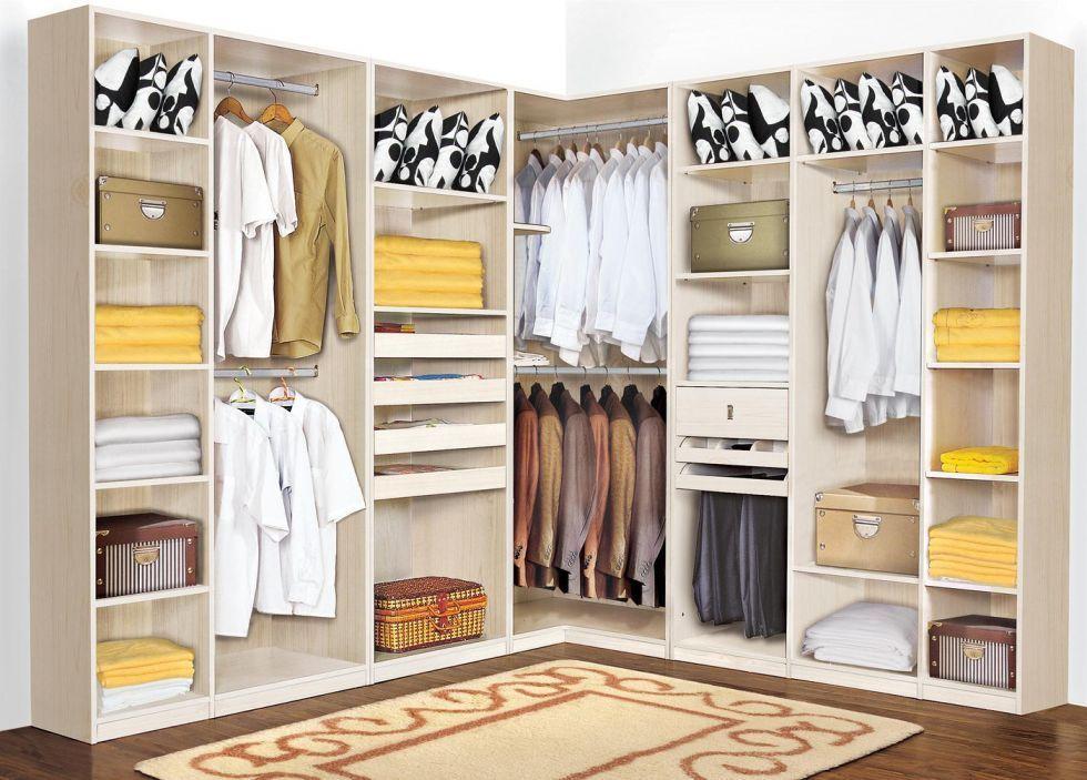 定制衣帽间衣柜有哪些省钱绝招?