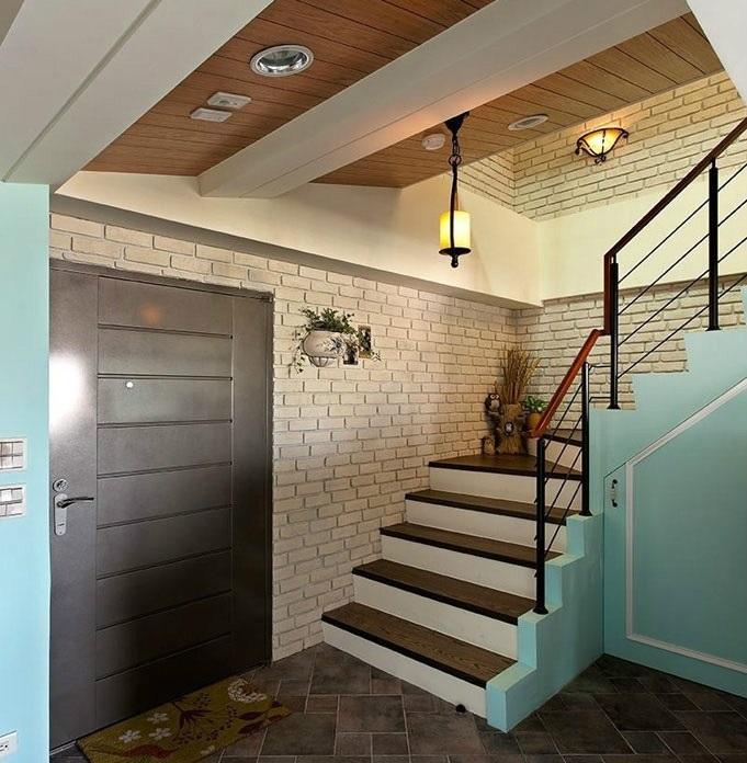 玄关地面拼花效果图,您家适合哪一款?