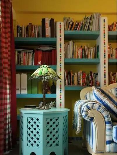 【家居】卧室中的客厅阳台改造书房