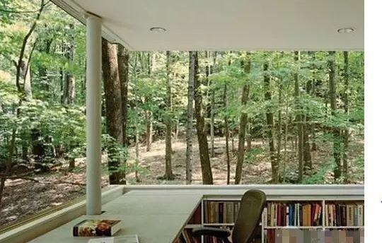 阳台改书房设计