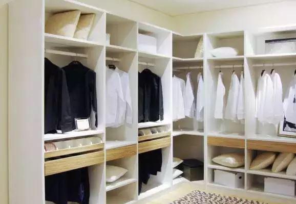 主卧卫生间改造衣帽间
