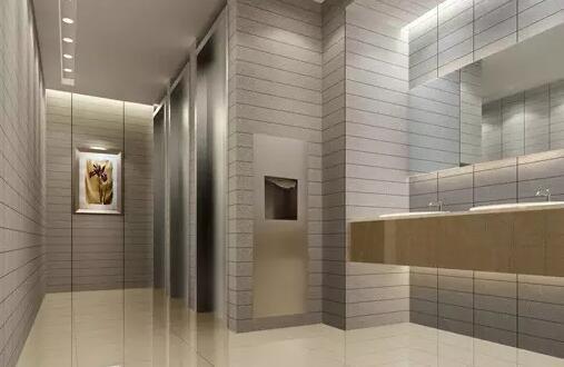 卫生间地板砖效果图赏析