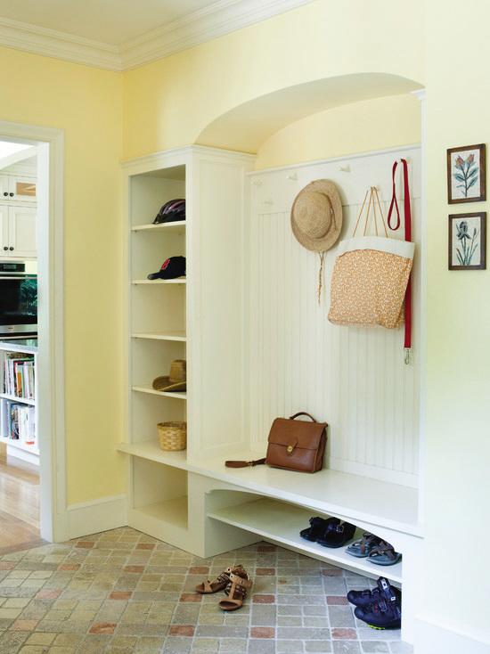 玄关柜设计效果图  新房一定要这样装!