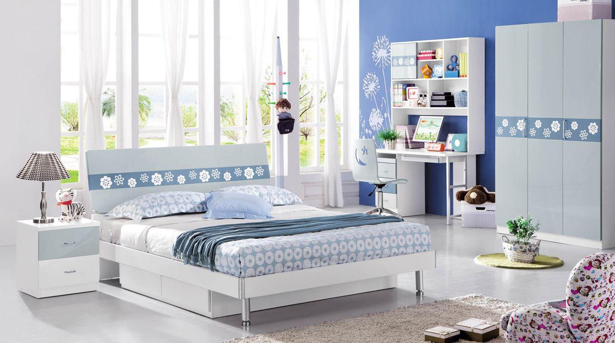 儿童套房家具组合已成为宝妈的最爱!