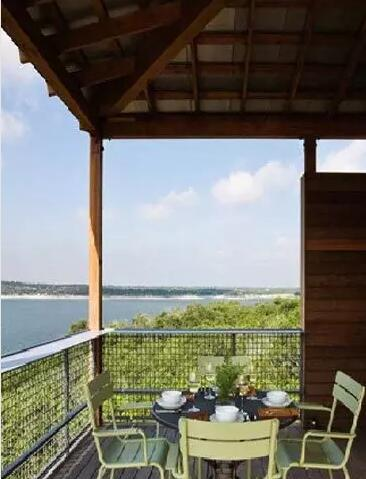 阳台装修设计 无框阳台效果图欣赏