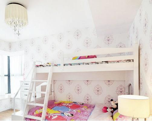 两个儿童房设计人员应高要求