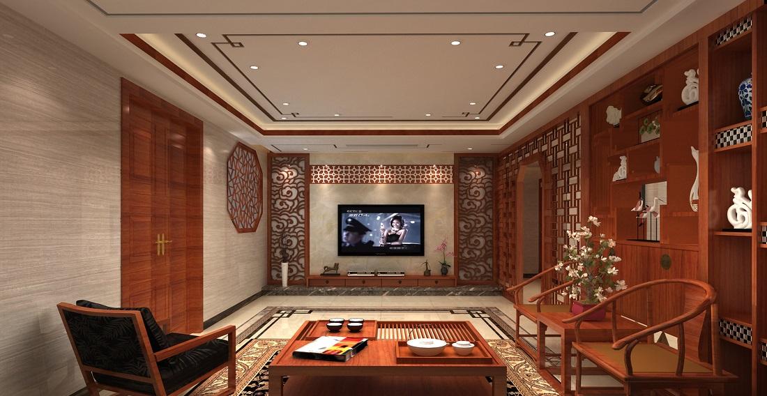中式客厅装修比拼西式客厅装修!