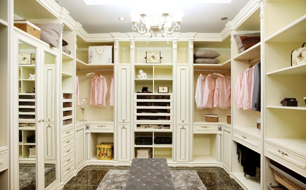 卧室衣柜尺寸怎么样才叫合适?