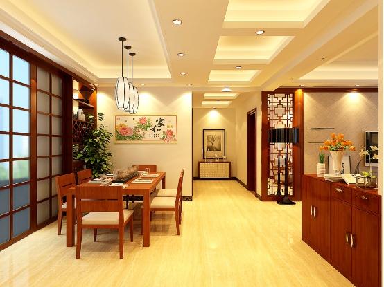 中式客厅风水讲究你知道多少呢?