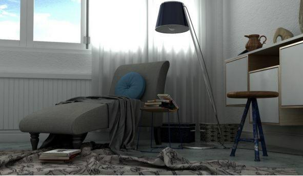 书房书桌设计图,怎么样的设计最好?