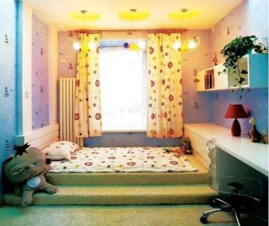 索菲亚书房榻榻米床为何如此受欢迎