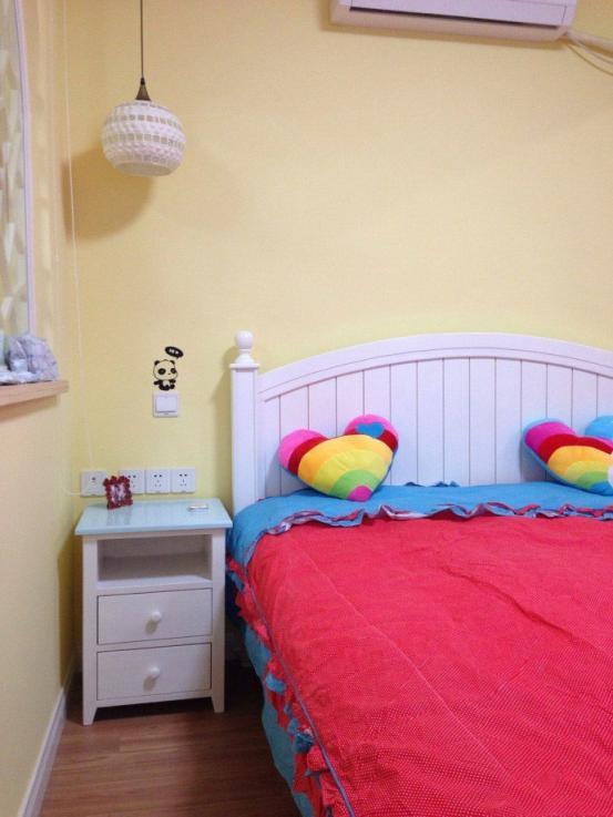 小户型卧室灯效果图美观好看