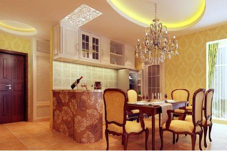 体现生活品调 客厅装什么灯比较好