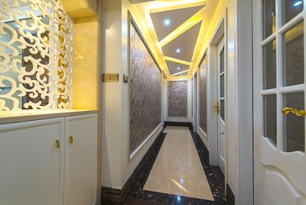 走廊吊顶装修效果图是什么样子的