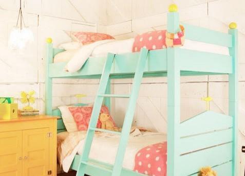 如何设计两个宝宝的儿童房