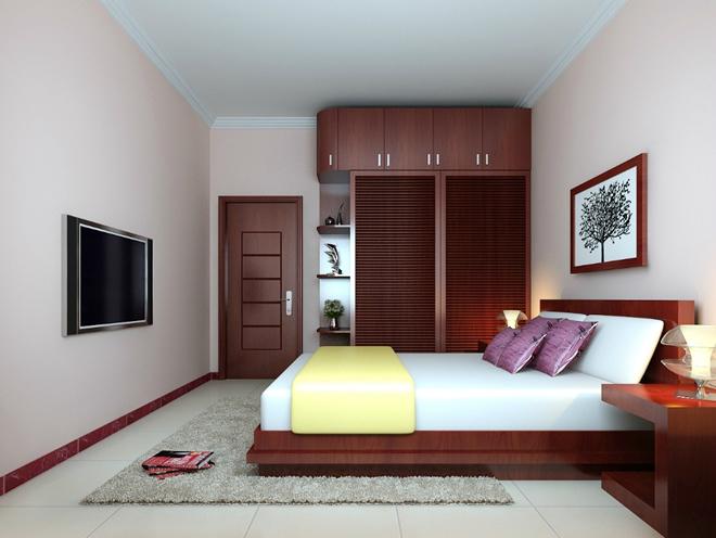 知名品牌的卧室衣柜图片欣赏