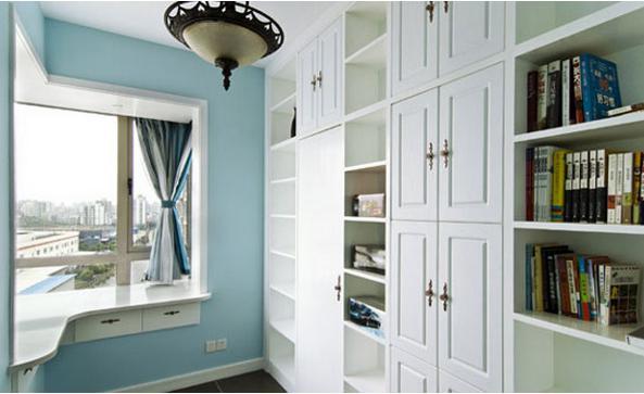 书房榻榻米加衣柜怎么装修最好?