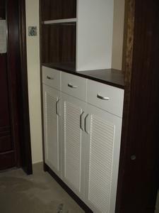 用进门鞋柜装修效果图选择合适的鞋柜