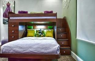 二胎时代儿童房设计风格有哪些