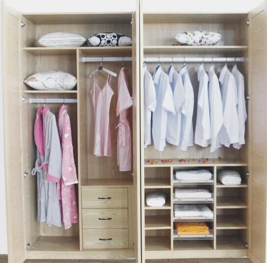 拥有衣柜设计图的充分必要性