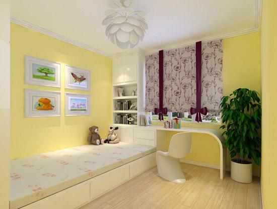 儿童房间家具摆设,怎样布置才最好?