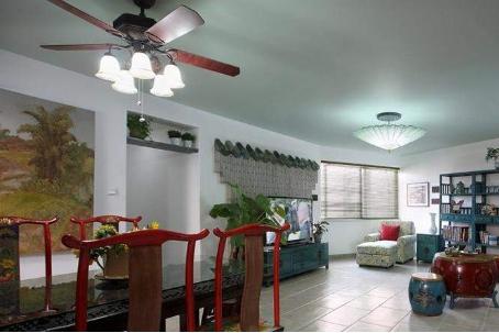 客厅装吊扇灯好吗?吊扇灯的安装条件