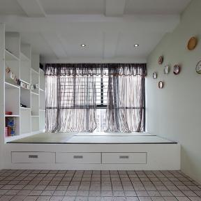 榻榻米书房兼卧室怎么装修