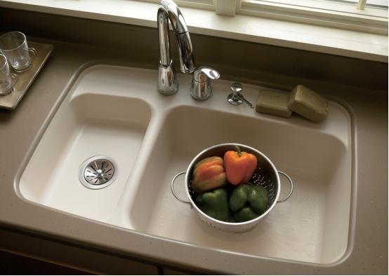我们的厨房水槽什么材质好?