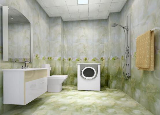 你知道卫生间3d装修效果图吗