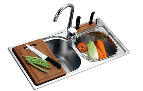 厨房水槽牌子是各种各样的