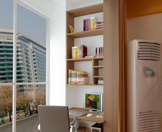 客厅阳台书房设计推荐,技巧超实用!