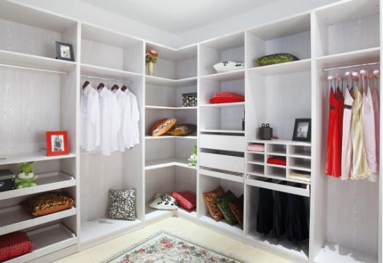 提供一些衣柜效果图参考