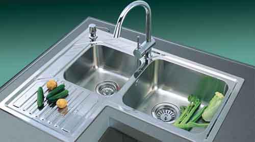 厨房水槽十大品牌都有各自的优势