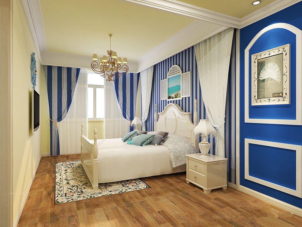 小户型主卧室设计效果图推荐高清图片