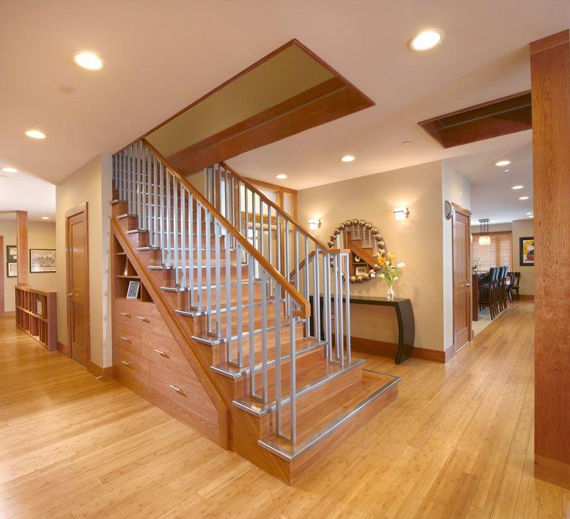 不同风格楼梯设计图,你绝对没有见过!
