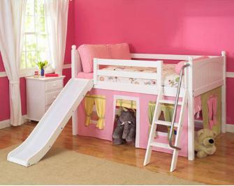 儿童房摆设效果图是怎样的?儿童房该如何摆设